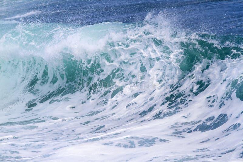 Океанская волна стоковые изображения