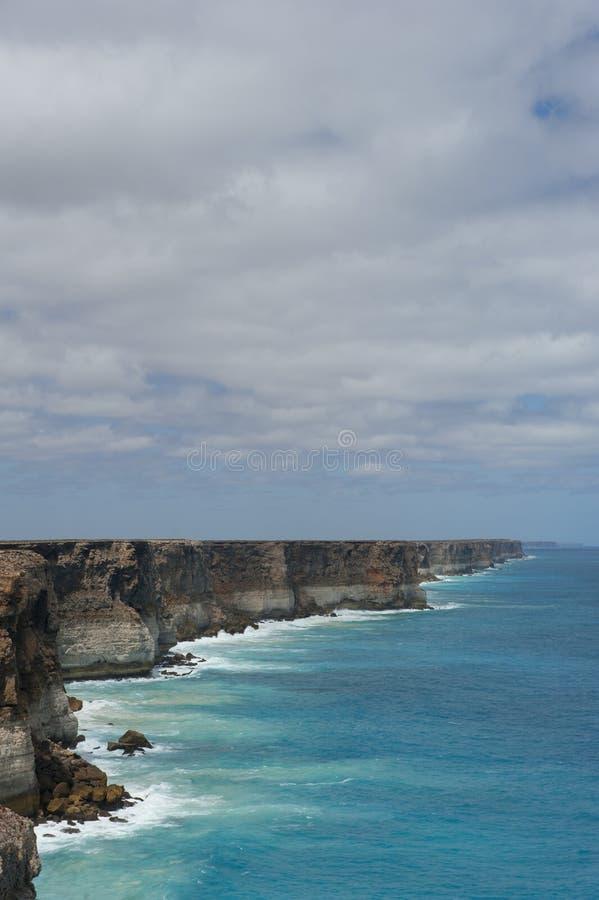 океан береговой линии скалы большой южный стоковое изображение rf