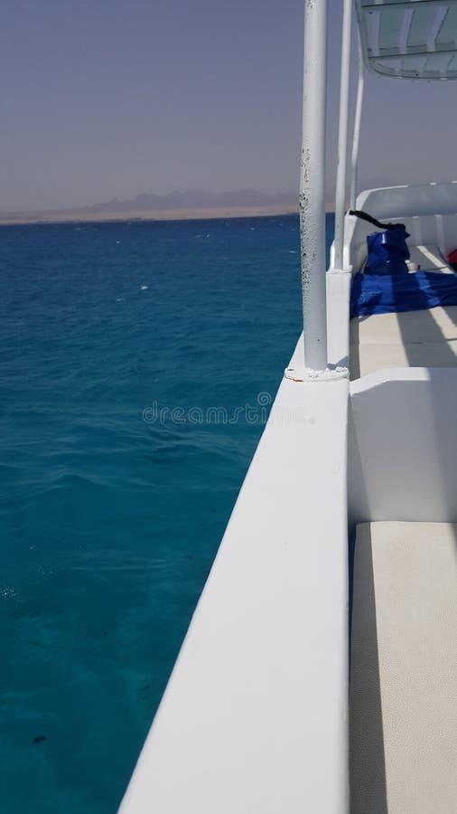 Океан на пустыне стоковая фотография rf