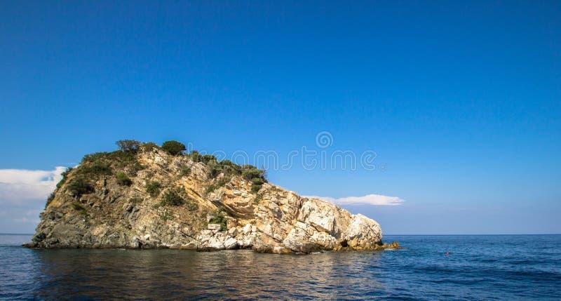 океан пляжа песочный стоковая фотография rf