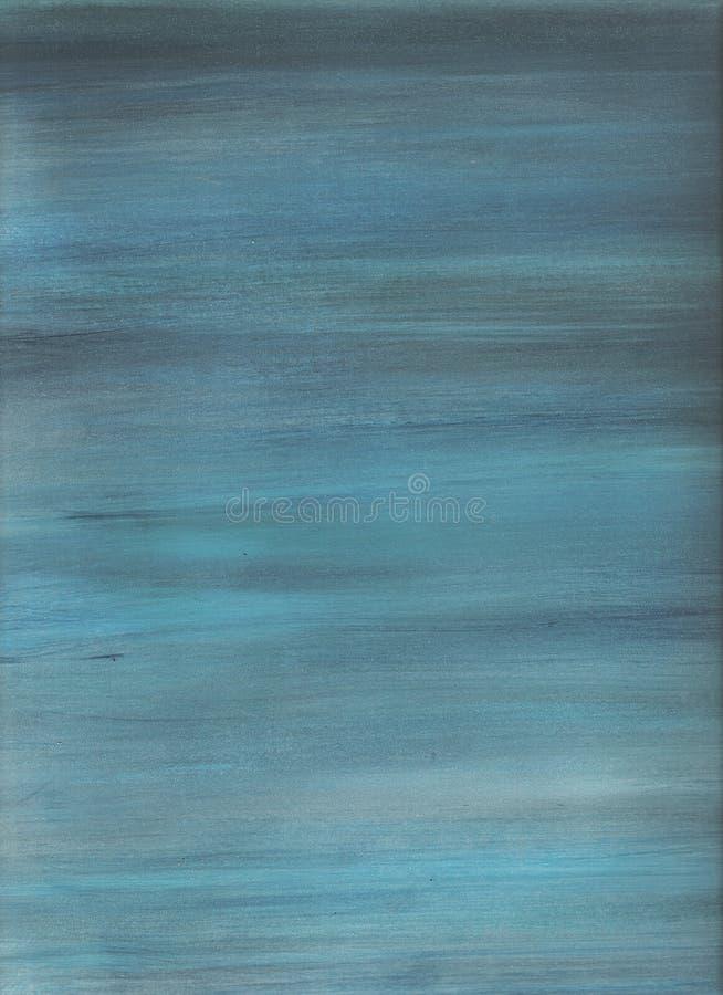 океан impressionism предпосылки иллюстрация вектора