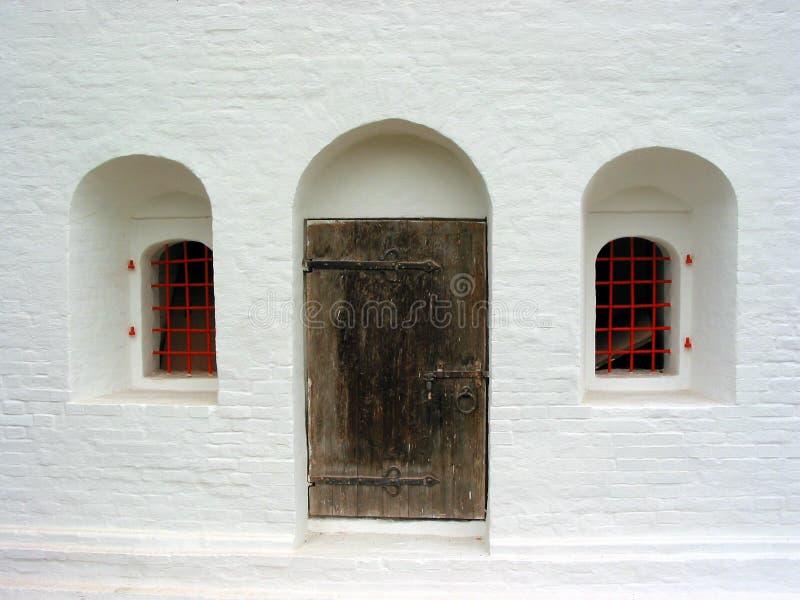 окна двери стоковое изображение