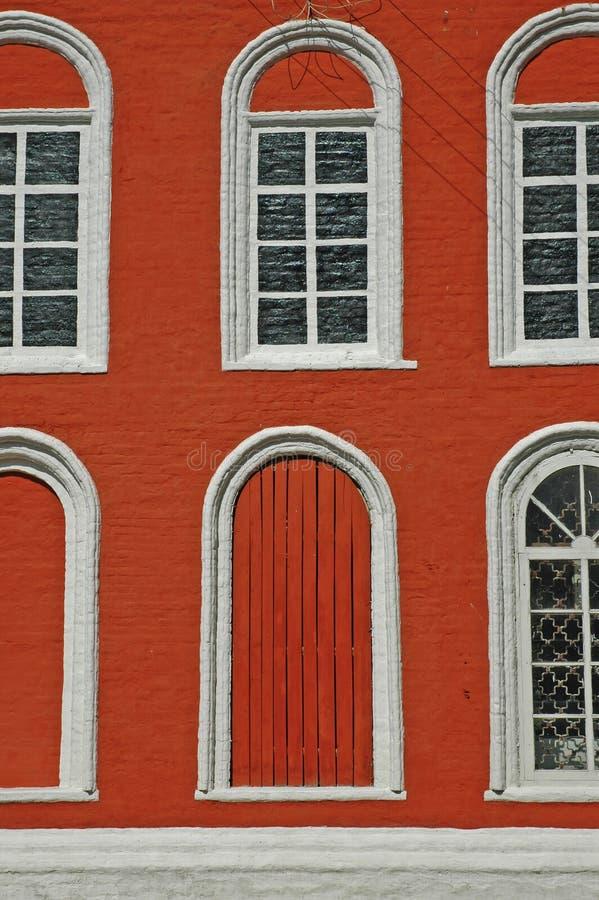 окна дуги 6 стоковое фото