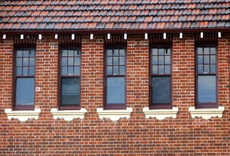 окна зданий стоковая фотография rf
