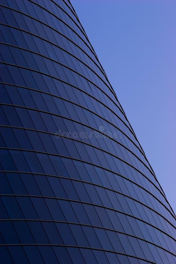 Окна builidng офиса стоковая фотография