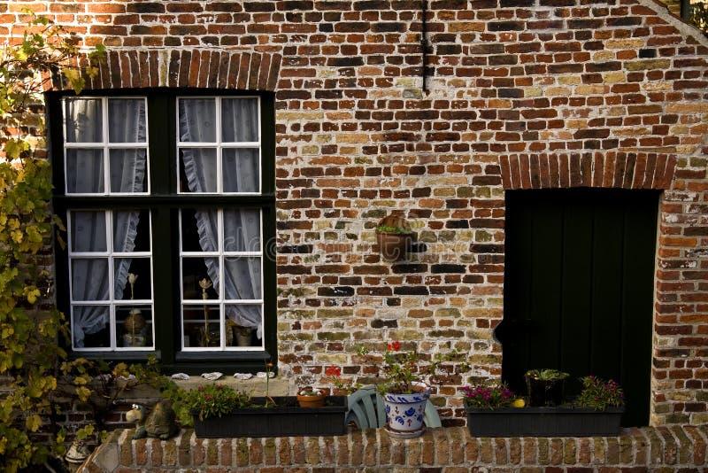 окна ii стоковые изображения rf
