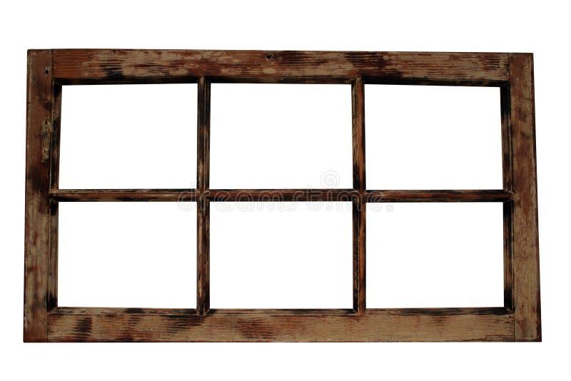 окно выдержанное рамкой стоковые изображения rf