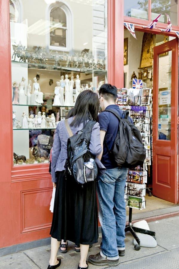 окно выставки магазина стоковые фото