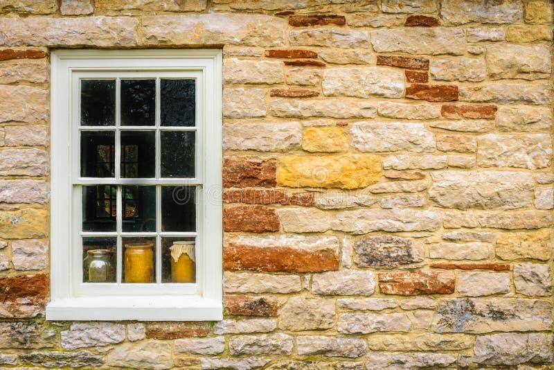 Окно в прошлый стоковые фотографии rf
