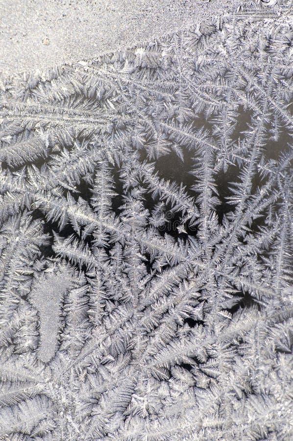 окно заморозка стеклянное стоковые изображения