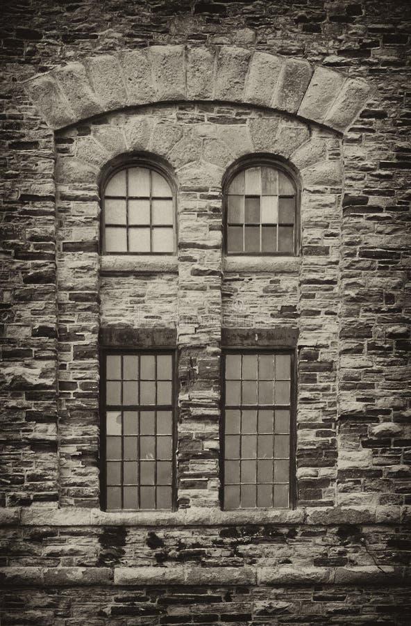 окно пакгауза стоковое изображение