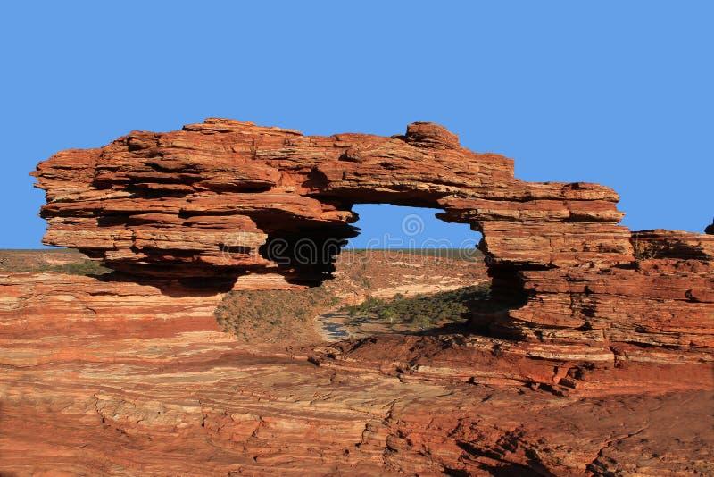 окно природ стоковые фотографии rf