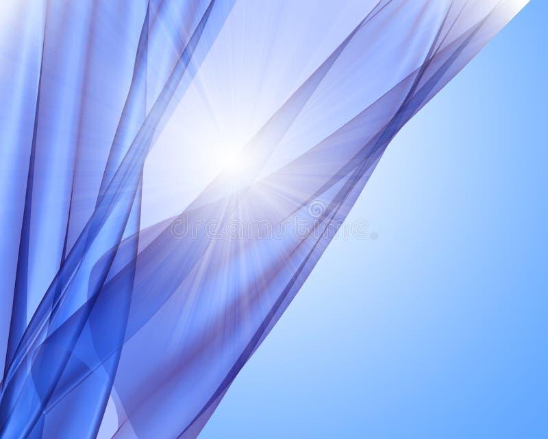 окно солнца иллюстрация штока