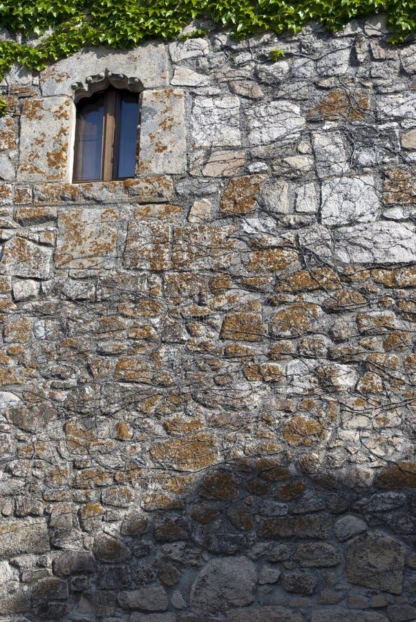 окно стены trujillo стоковые изображения