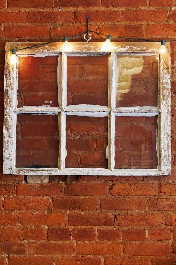 Окно форточки года сбора винограда 6 стоковые изображения rf