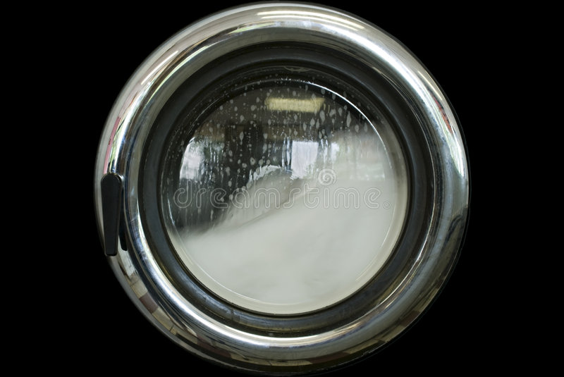 окно шайбы стоковое фото rf