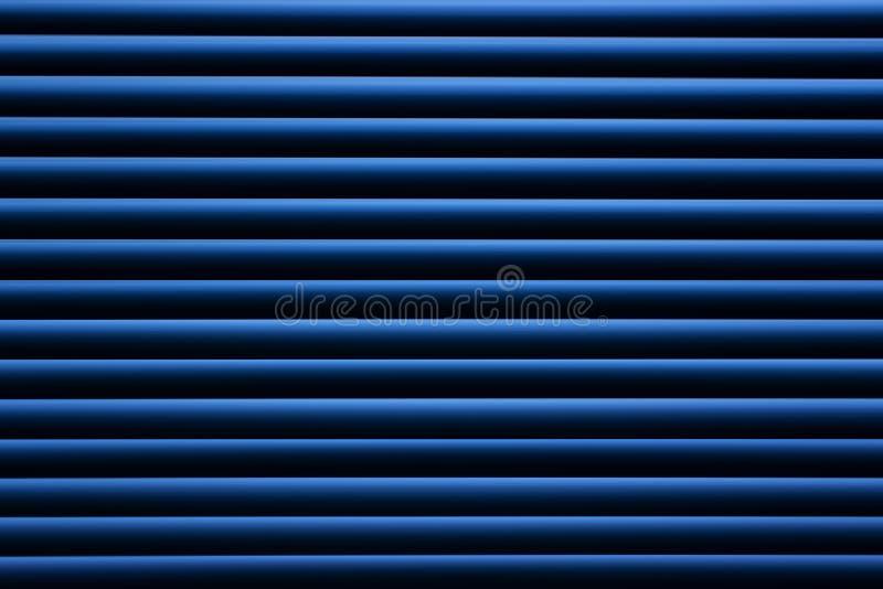 Окно шторок текстуры металла голубое E бесплатная иллюстрация