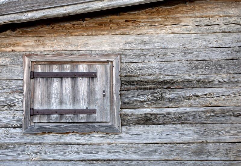 окно chalet стоковые фото