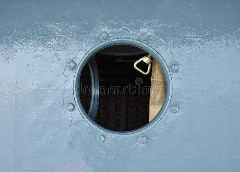 окно porthole стоковое фото rf