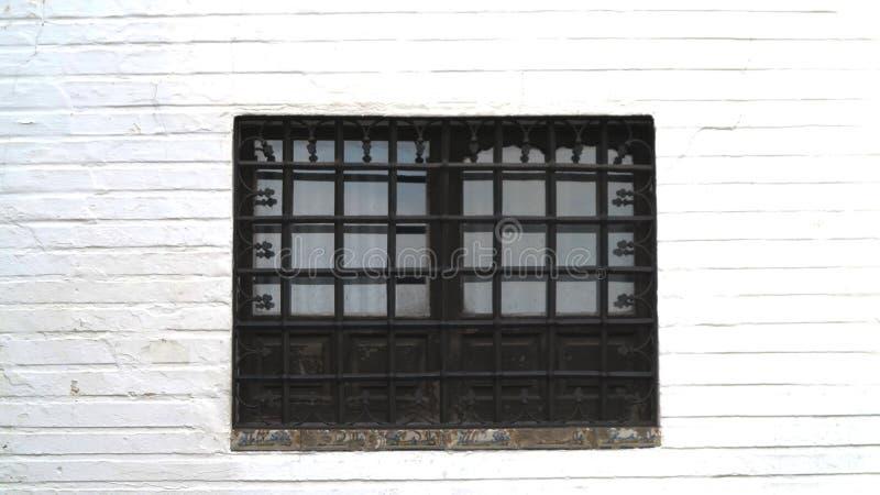 Окно ` s дьявола стоковые изображения rf