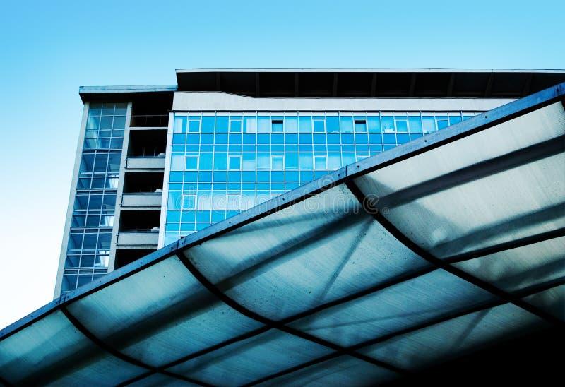 окружающая среда города зданий стоковое фото