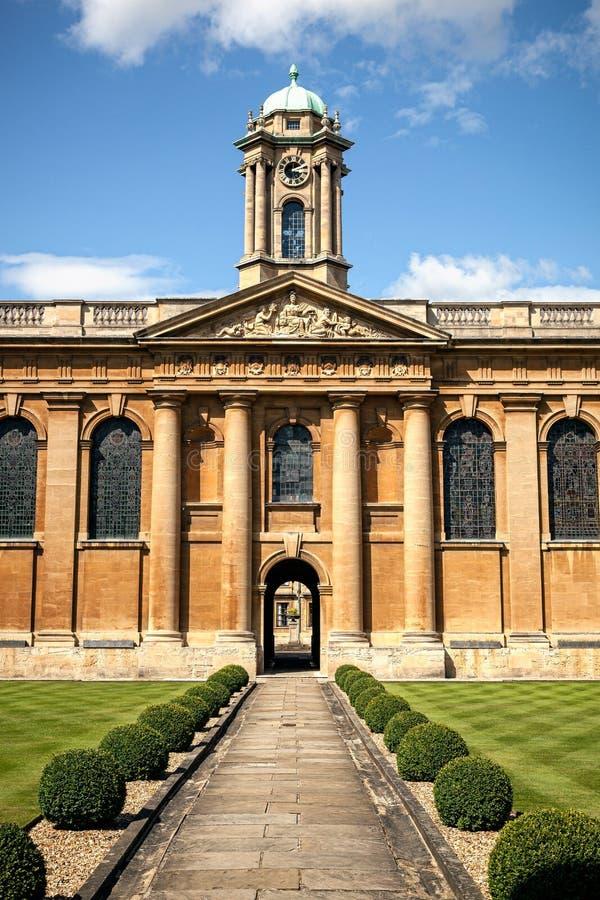 Оксфордский университет стоковое фото rf