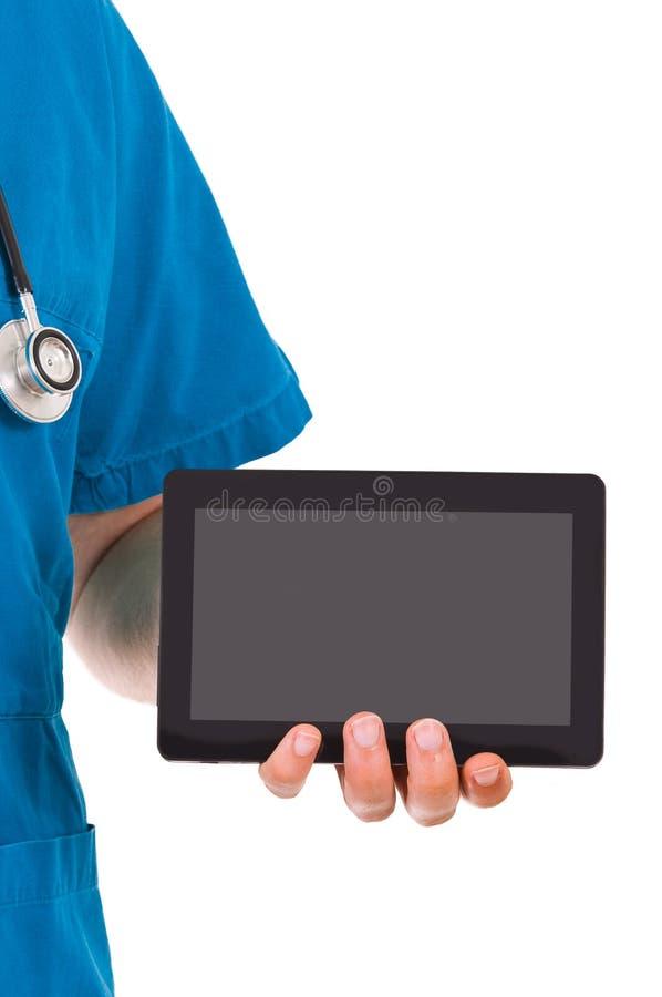 Download доктор медицинский стоковое фото. изображение насчитывающей компьютер - 41662744