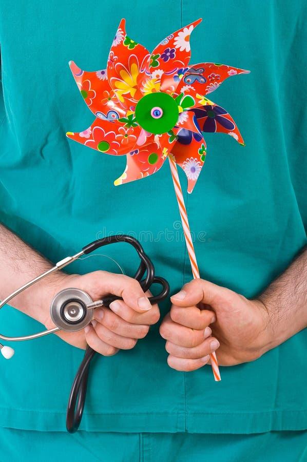 Download доктор медицинский стоковое фото. изображение насчитывающей игра - 41663226