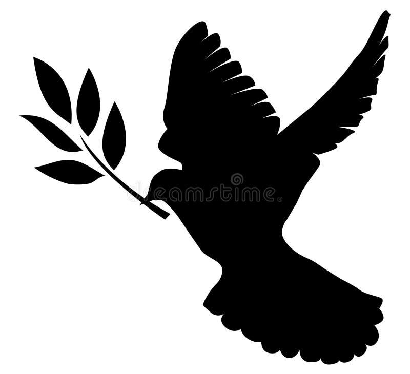 оливка dove бесплатная иллюстрация