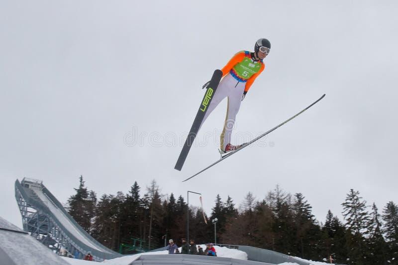Олимпийские Игры 2012 молодости стоковая фотография