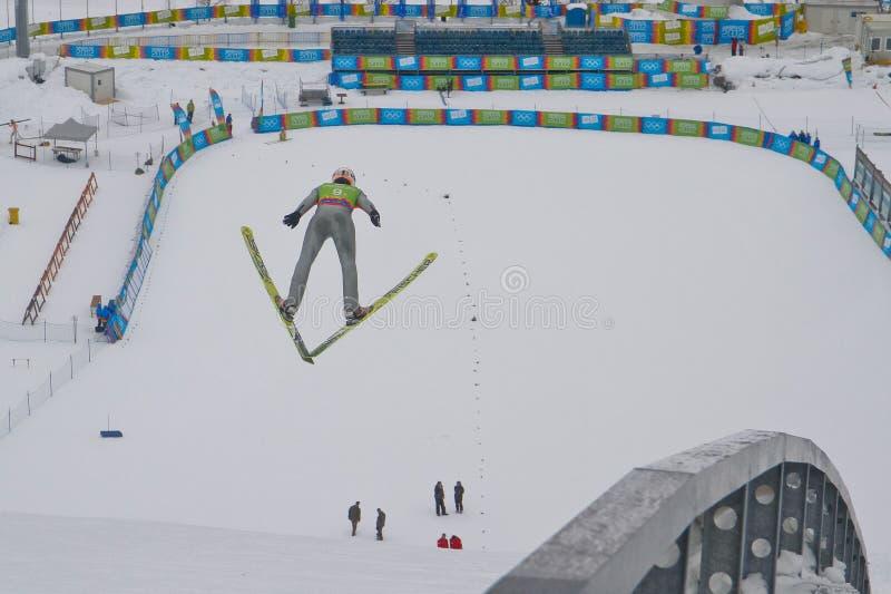 Олимпийские Игры 2012 молодости стоковые фотографии rf