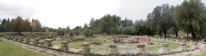 Олимпия, Греция, стоковое изображение rf