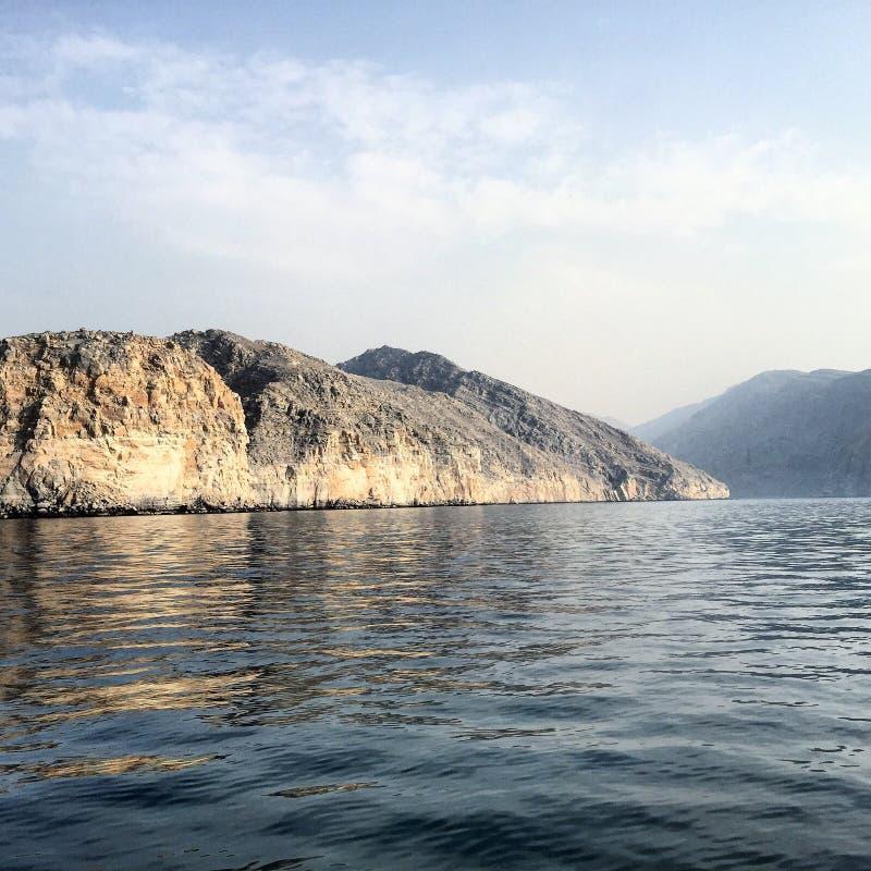 Оман, Khasab стоковые фотографии rf