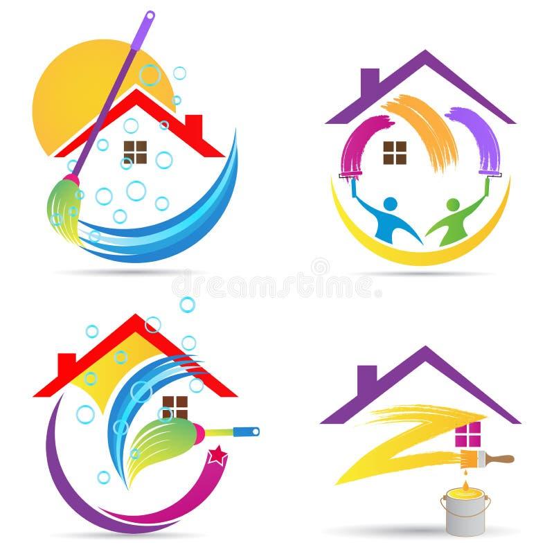 домашняя реновация бесплатная иллюстрация