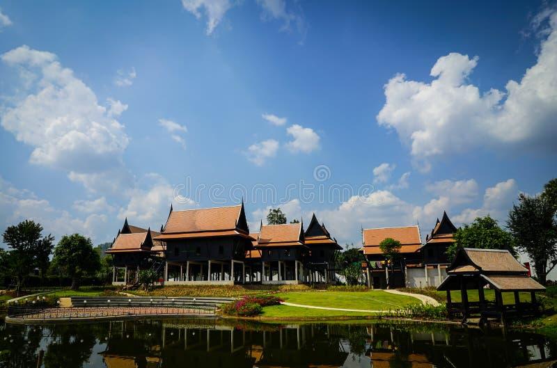 дом тайская стоковые изображения rf