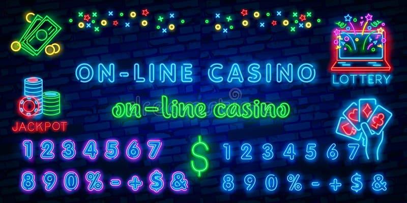 онлайн казино логотипы