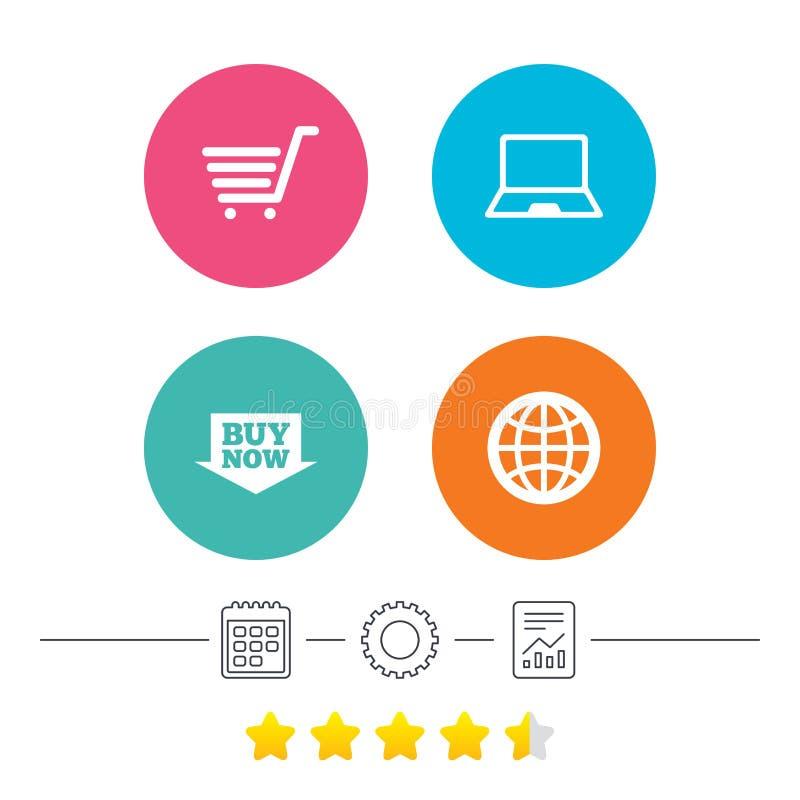 Download Онлайн значки покупок ПК тетради, тележка, покупка Иллюстрация вектора - иллюстрации насчитывающей диаграмма, тетрадь: 81804496