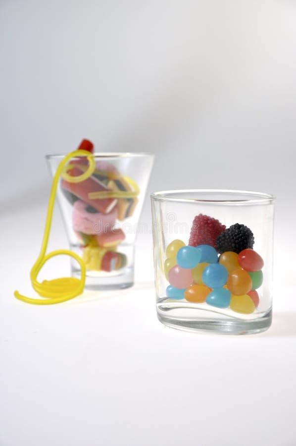 Опарник конфеты стоковая фотография