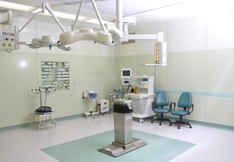 оперативная комната стоковое изображение