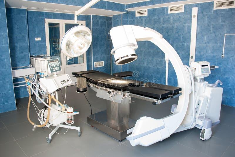 Операционная в больнице стоковые изображения rf