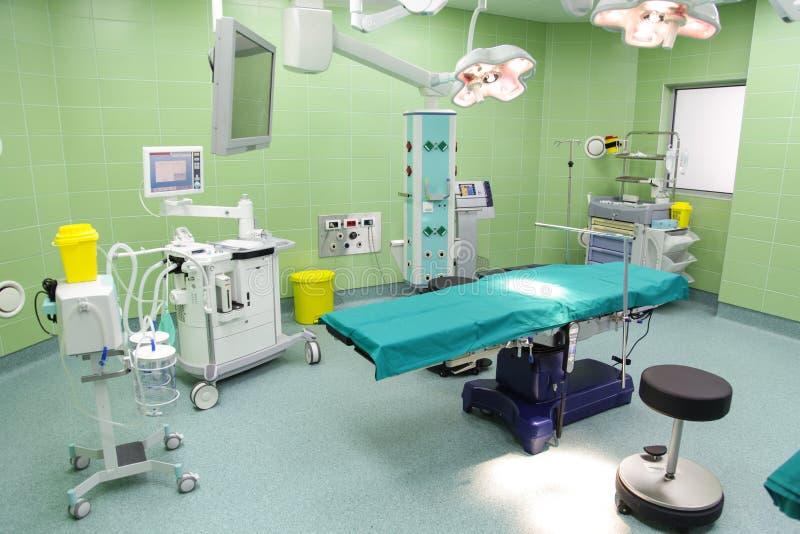 Операционная стоковое изображение rf