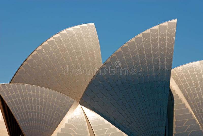 опера Сидней дома стоковые изображения