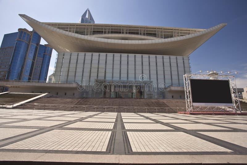 опера shanghai дома стоковое фото rf