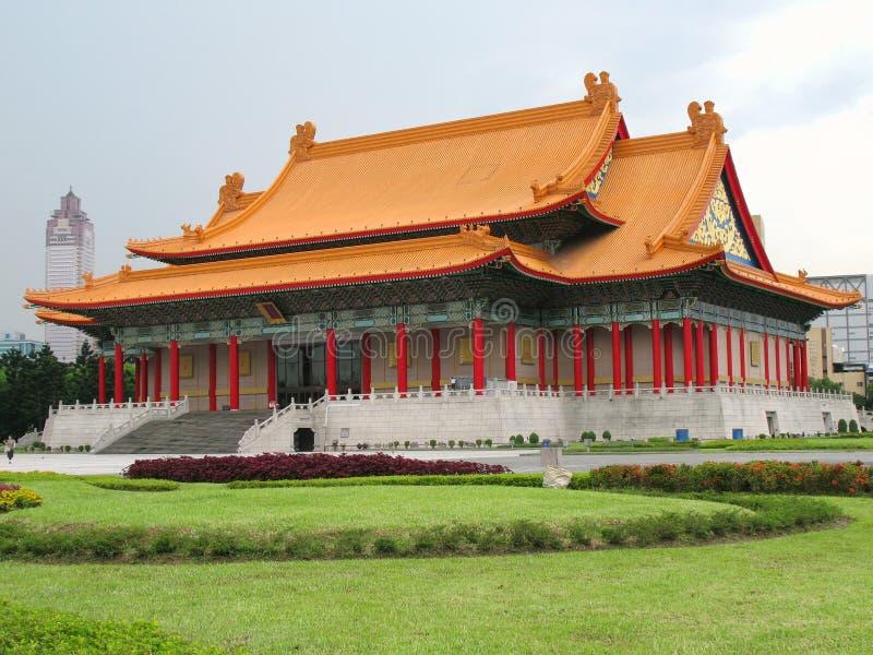 опера taipei дома национальная стоковые фото