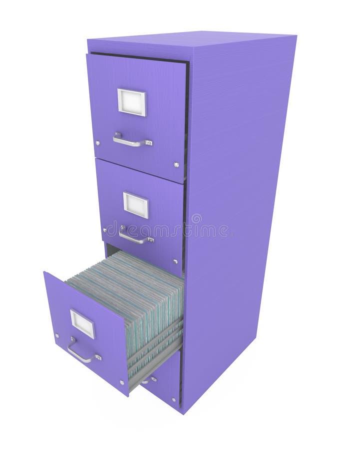 опиловка шкафа иллюстрация вектора