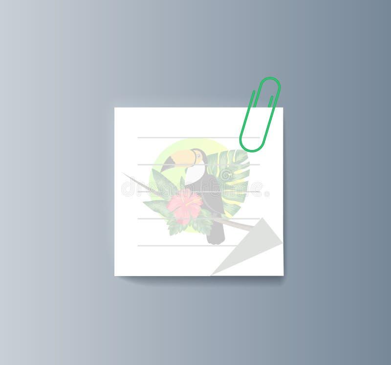 Описание птицы toucan и среды обитания бесплатная иллюстрация