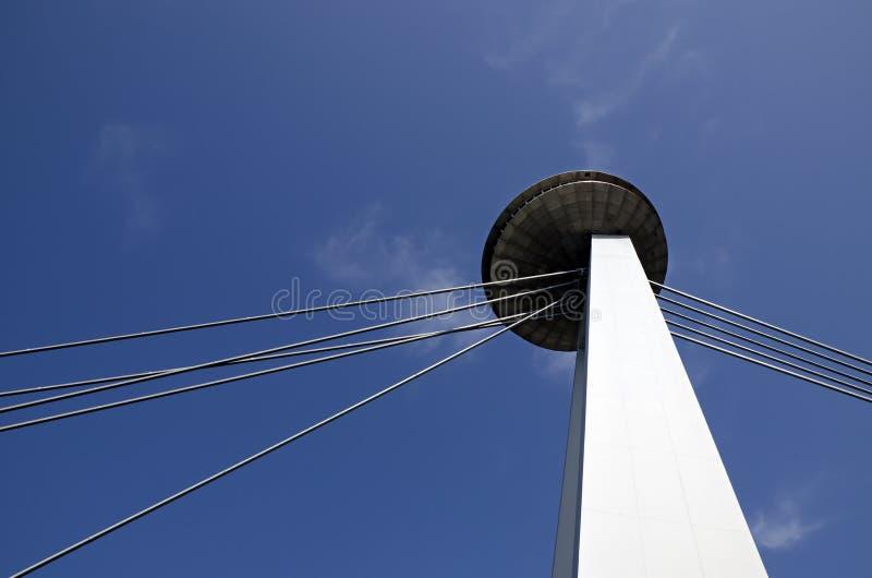 Опора моста стоковые фото