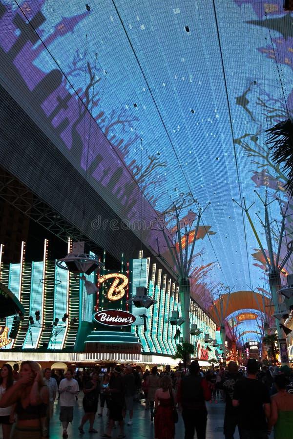 Опыт улицы Fremont стоковая фотография rf