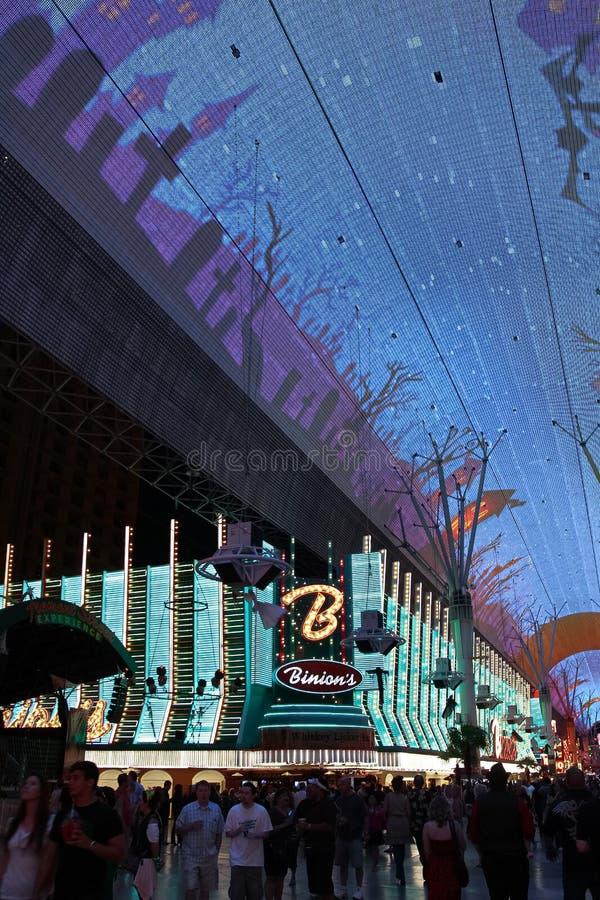 Опыт улицы Fremont стоковые фотографии rf