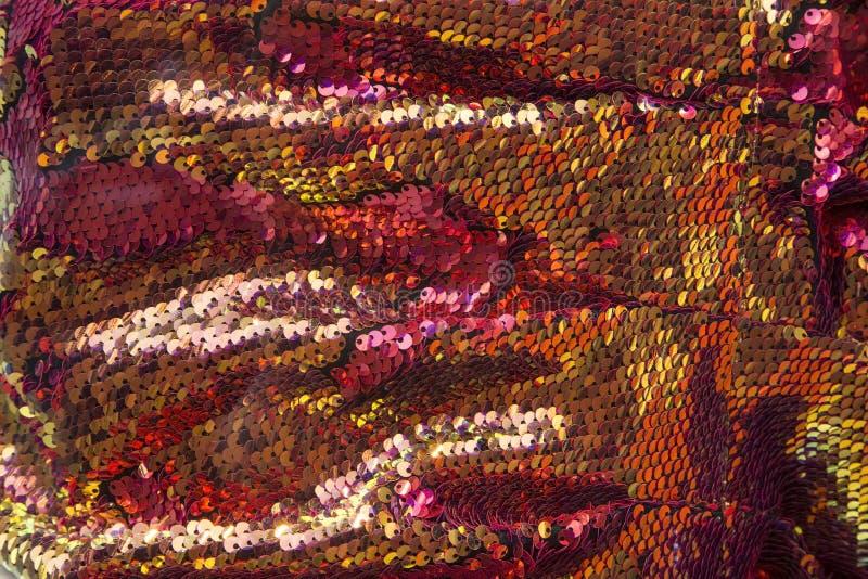Оранжевая сияющая текстура стоковые фото